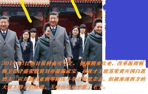 习近平习明泽的偶像  肖扬病死掌控最高法十年 黄松有被判无期 .jpg